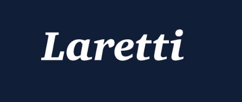 Laretti logo