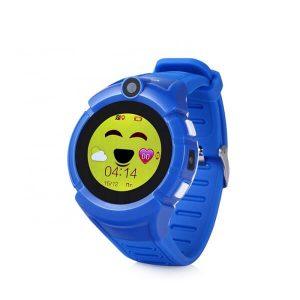 Детски GSM/GPS смарт часовник Q360, син