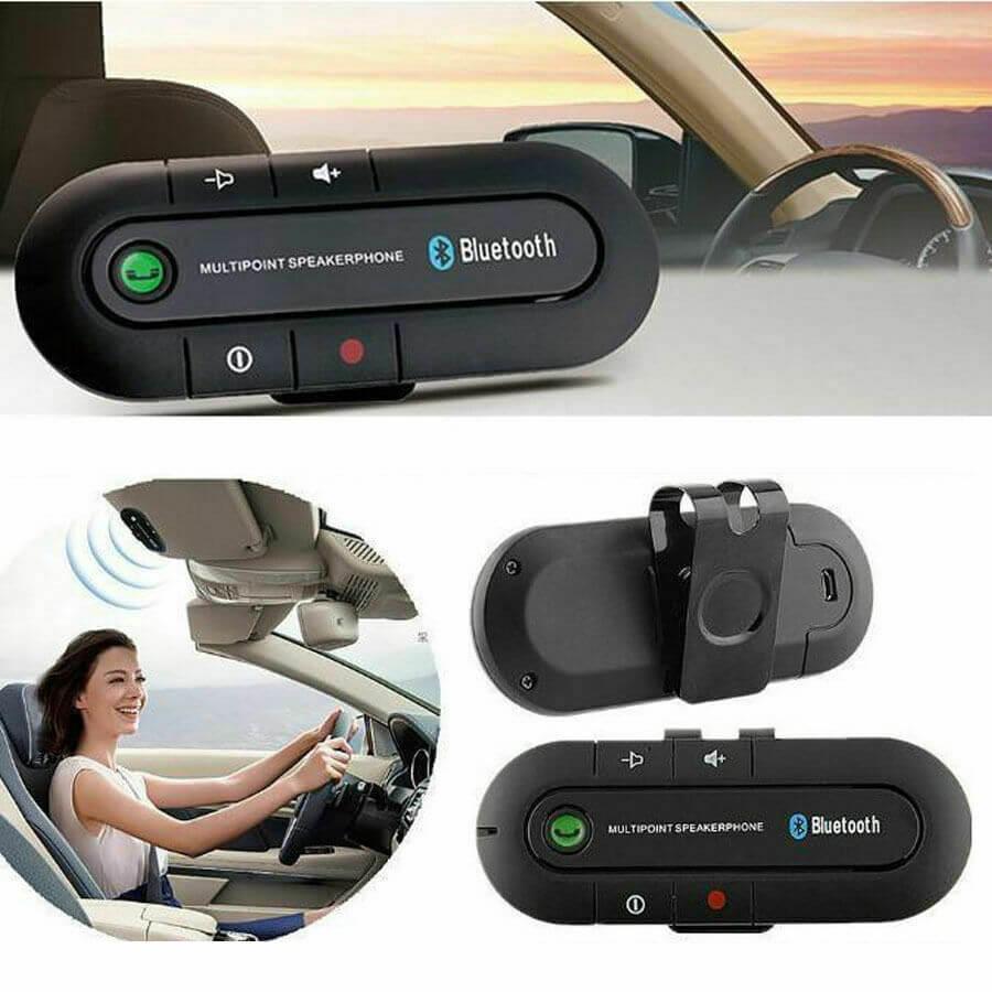 Bluetooth хендсфрий кит - W12