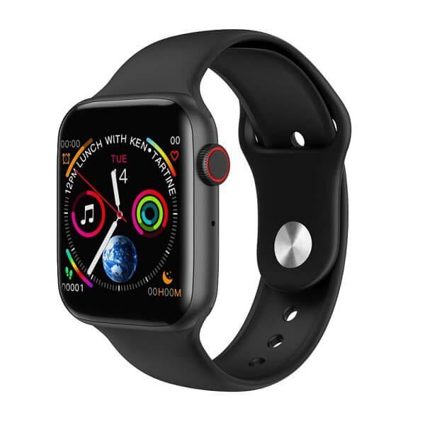 Смарт часовник W34, черен