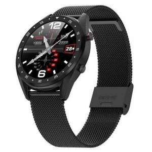 Смарт часовник L7, черен