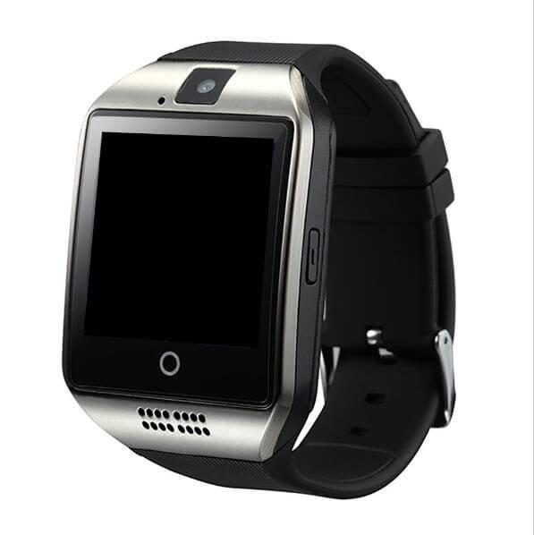 Смарт часовник Q18, сив