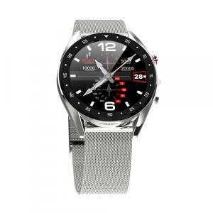 Смарт часовник Microwear L7, сив