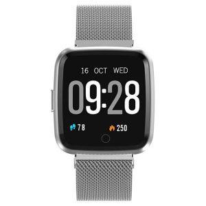 Смарт часовник Y77, сив