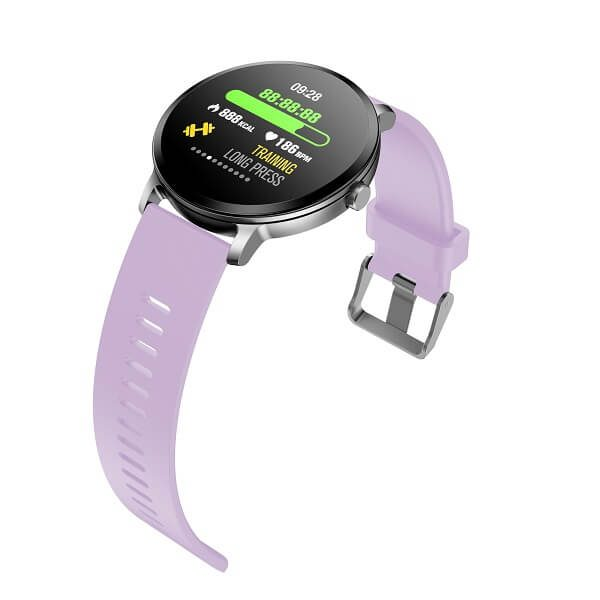 Смарт часовник Colmi V11 Fashion Plus, розов