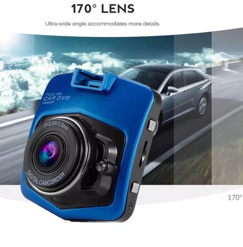 Full HD видеорегистратор за кола GT300 с функция WDR