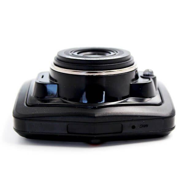Full HD видеорегистратор за кола GT300 с функция WDR, черен