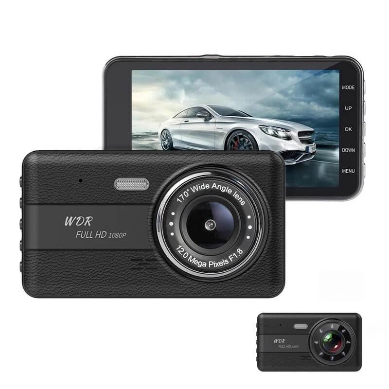 Full HD камера за кола, видеорегистратор NW88 c функция WDR