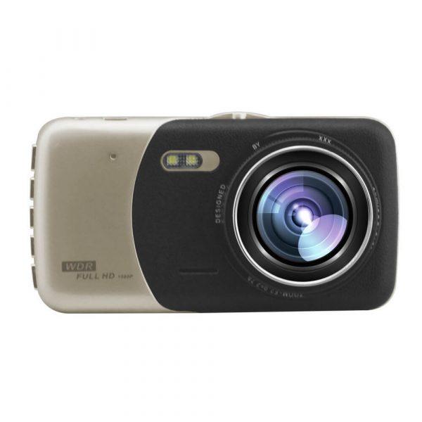 T503 - Full HD видеорегистратор с 2 камери, нощен HDR запис и функция WDR