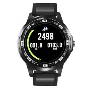 Смарт часовник Colmi Sky 3, черен