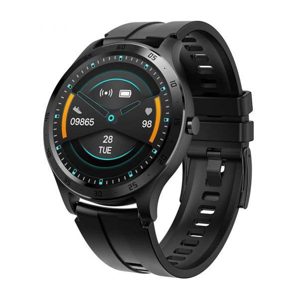 Смарт часовник Colmi S20, черен