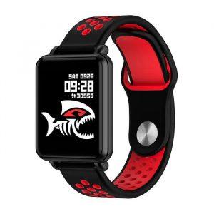 Смарт часовник Colmi Land 1, червен