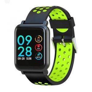 Смарт часовник Colmi S9 Plus, зелен
