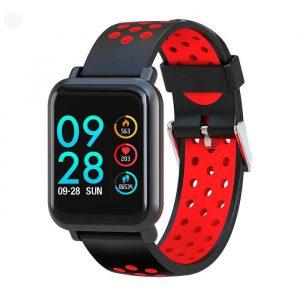 Смарт часовник Colmi S9 Plus, червен