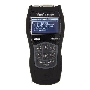 Vgate Maxiscan VS890 - OBD2 уред за автомобилна диагностика