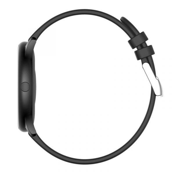 Смарт часовник KW19, черен