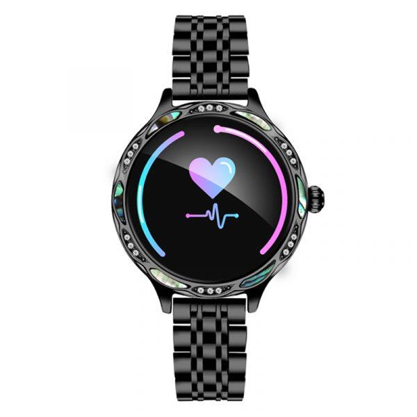 Дамски смарт часовник M9, черен